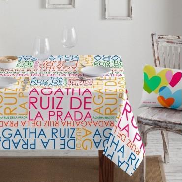 MANTEL AGATHA RUIZ DE LA PRADA DIG-032